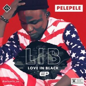Love In Black EP BY Pelepele